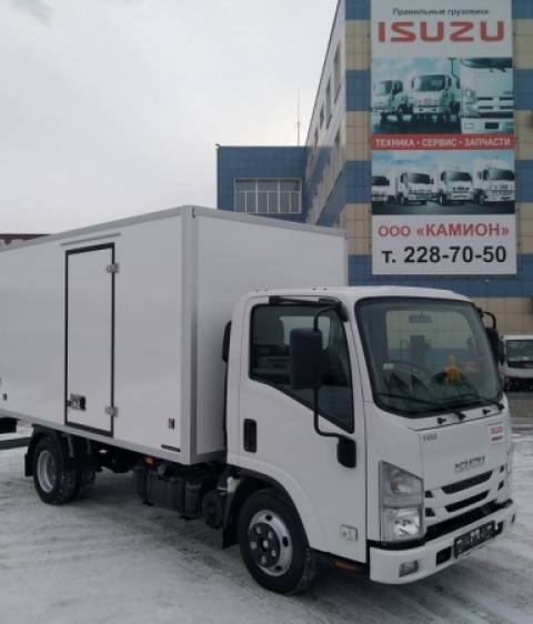 Рефрижератор Isuzu Forward